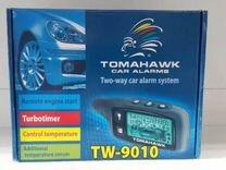 Автосигнализация с автозапуском Тоmahawk