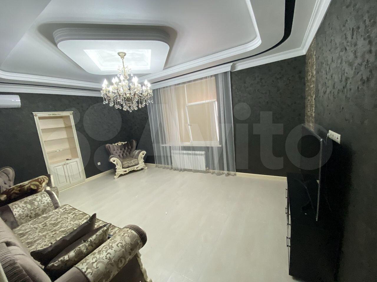 3-к квартира, 120 м², 15/15 эт.  89606376719 купить 6