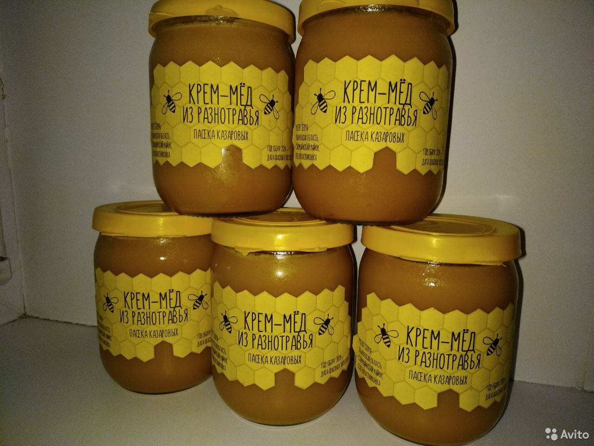 Крем-мед  89084907985 купить 1
