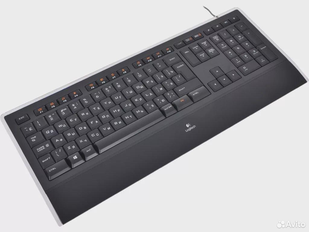 Клавиатура Logitech k740 illuminated keyboard  89508023755 купить 3