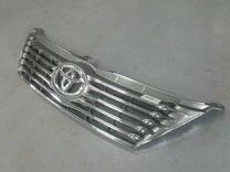 Решетка радиатора Toyota Camry 50 (2011-2014)