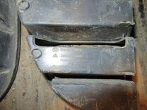 Решетки в бампер skoda octavia a5