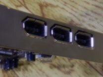 Продам плату контроллера 3 х ieee 1394