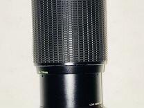 Обьектив Tokina 80-200mm f/4,5 ручная фокусировка