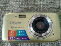 Фотоаппарат Rekam новый — Фототехника в Геленджике