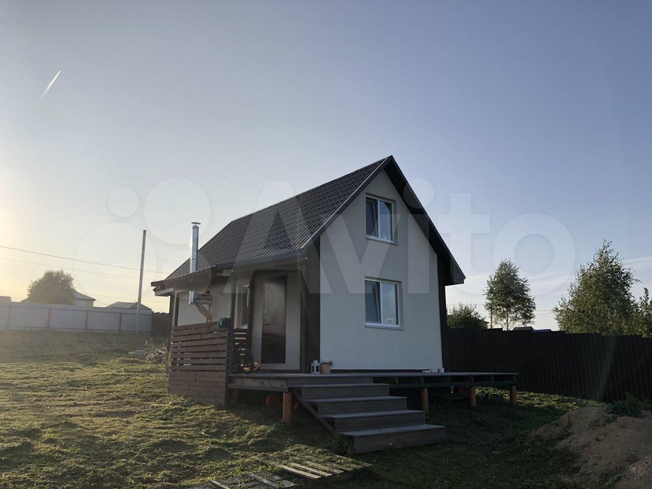Дом 60 м² на участке 14.5 сот.  89605834078 купить 1