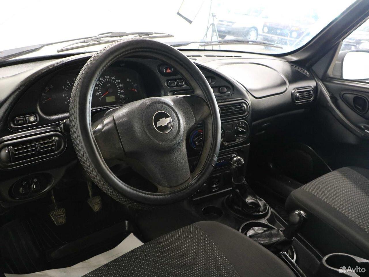 Chevrolet Niva, 2010  84872337205 купить 9