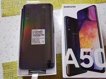 SAMSUNG A50 64гб новый