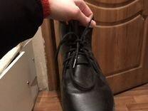 Ботинки натуральная кожа из Sofia — Одежда, обувь, аксессуары в Санкт-Петербурге