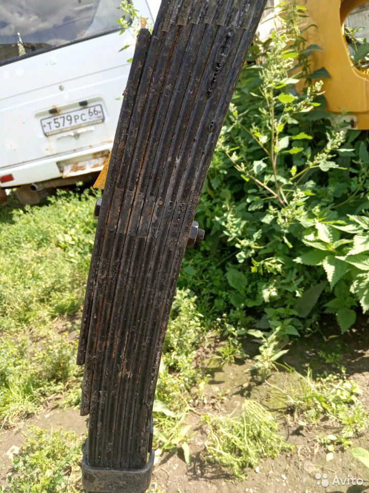 Рессора УАЗ 469  89012105857 купить 2