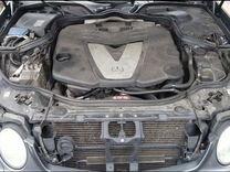 Контрактный Двигатель Мерседес Бенц E 320 W211