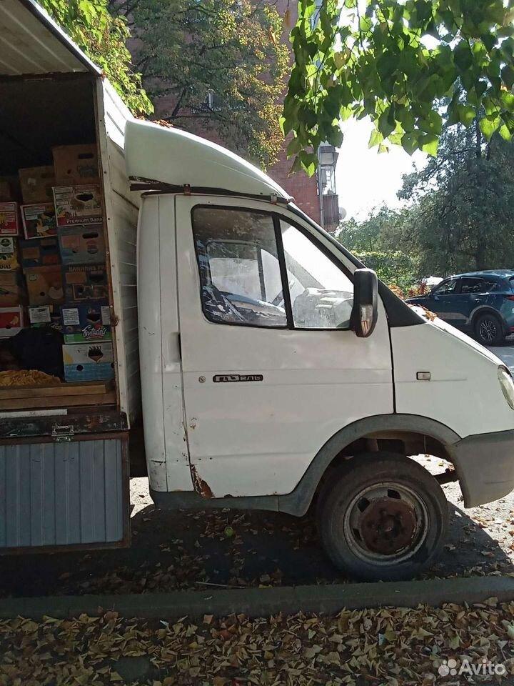 GAZ 2747 GAZelle, 2003  89343418977 buy 8