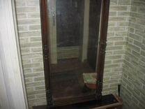 Продам Зеркало с подзеркальником резной старинный