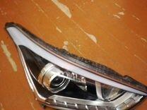 92102M0100 Фара правая Hyundai creta линза