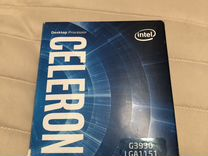 Процессор Celeron 3930G — Товары для компьютера в Санкт-Петербурге