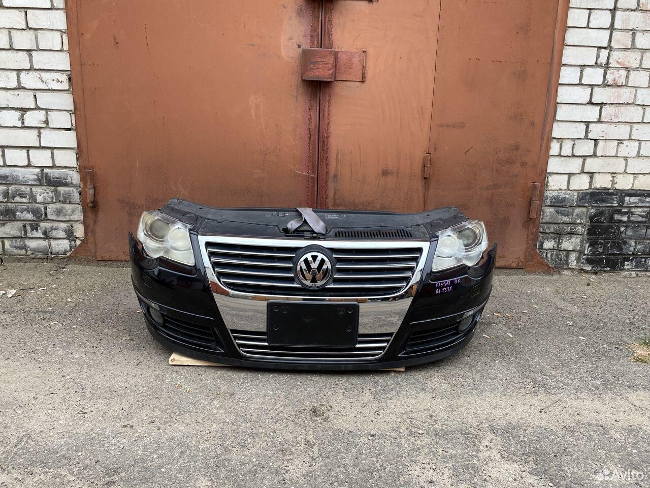 Ноускат черный Volkswagen Passat B6  89534684247 купить 1