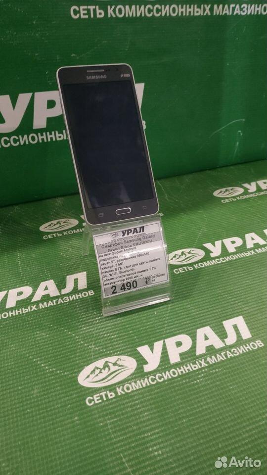 Смартфон Samsung Galaxy Grand Prime SM-G530H  83422584828 купить 1