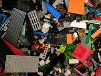 Огромный пакет с Lego