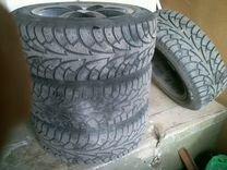 Зимние шины на дисках hankook — Запчасти и аксессуары в Волгограде